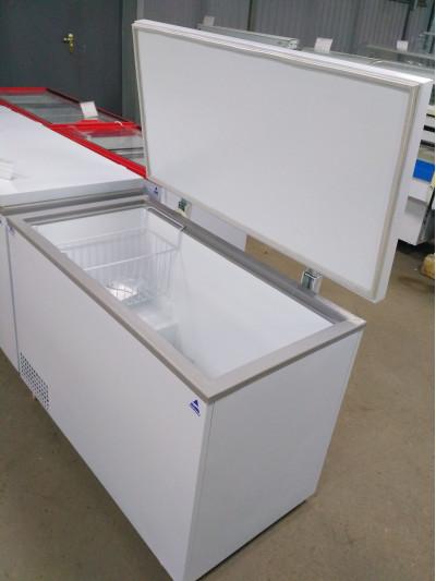 Ларь морозильный Ангара-400 крышка
