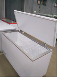 Ларь морозильный Ангара-500 глухой