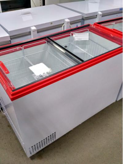 Морозильный ларь АНГАРА -400 стекло