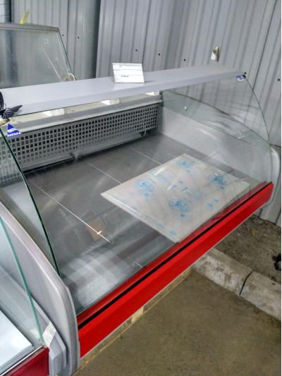 Холодильная витрина АНГАРА -3R-1.5 с-п (-5t)