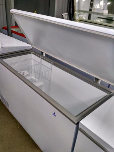 Морозильный ларь АНГАРА 500 К (2 корзины)