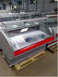 Холодильная витрина Ангара 2R-1.5 (-5) (б/у)