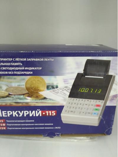 ККМ Меркурий 115К (без ЭКЛЗ)