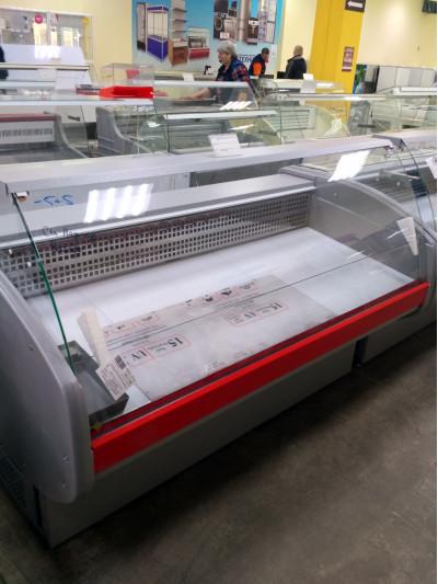 Холодильная витрина АНГАРА -2R-1.8 с-п (-5t)