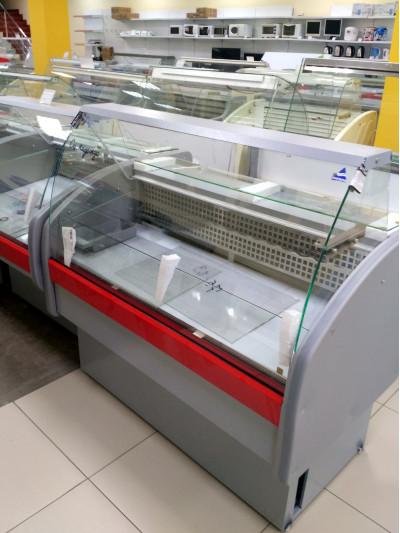 Холодильная витрина АНГАРА -0,75R-1.3 с-п (-5t)