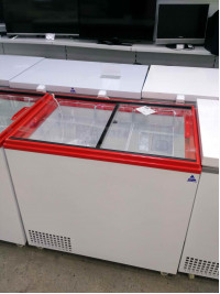 Морозильный ларь АНГАРА -300 стекло