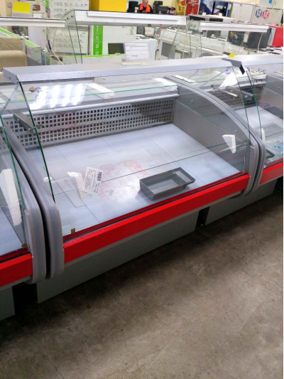 Холодильная витрина АНГАРА -2R-1.3 (-5+5)