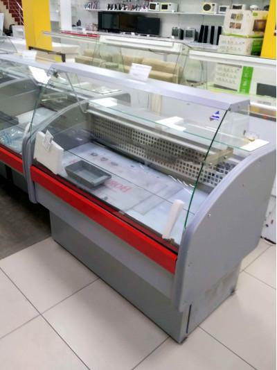 Холодильная витрина АНГАРА 0,75R-1.3  (-5+5)