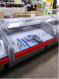 Холодильная витрина АНГАРА 2-1,5 (-5+5)