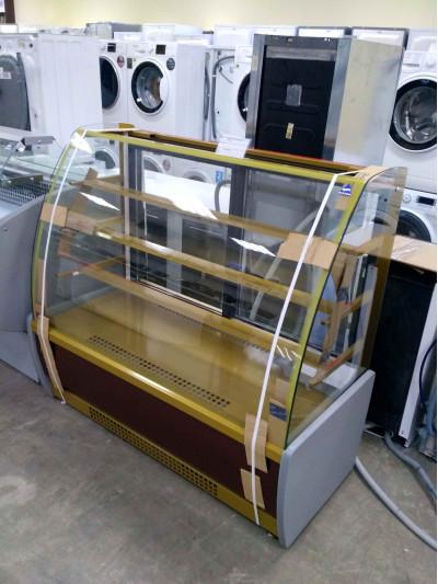 Холодильная витрина АНГАРА 1,3 кондитерка