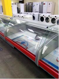 Холодильная витрина АНГАРА 3R-1.5 (-5)