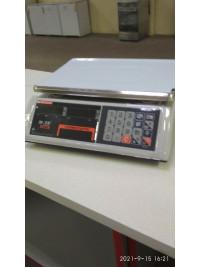 Весы торговые электронные МЕРКУРИЙ-326АС-15,2 LCD
