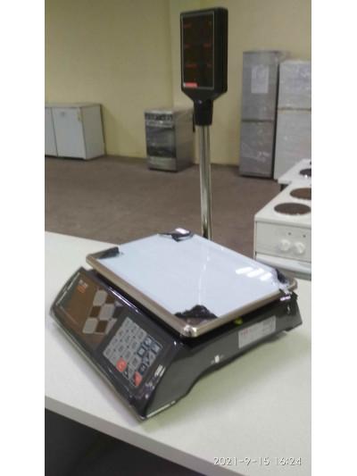 Весы электронные MERCURY 327АСР-32.5 LED